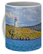 Lighthouse On Brier Island In Digby Neck-ns Coffee Mug
