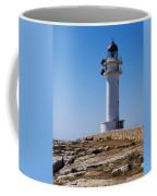 Lighthouse On Cap De Barbaria On Formentera Coffee Mug