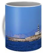 Lighthouse On Isla De Es Penjats Coffee Mug