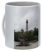 Lighthouse On Sanibel Island Coffee Mug