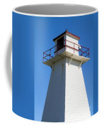 Lighthouse Pei Coffee Mug by Edward Fielding