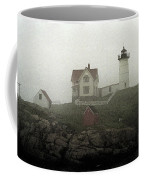 Lighthouse - Photo Watercolor Coffee Mug