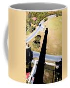 Lighthouse Shadow Coffee Mug