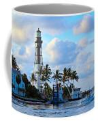 Lighthouse Sunrise Coffee Mug