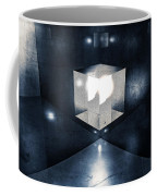 Lighting In Cube Coffee Mug