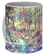 Lighting The Creek Coffee Mug