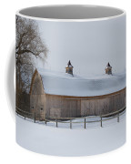 Lightly Browned Barn  7k00040b Coffee Mug