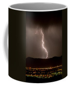 Lightning 3 Coffee Mug