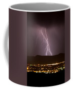 Lightning 5 Coffee Mug
