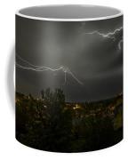 Lightning Crashes Coffee Mug