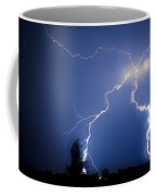 Lightning In Montrose Colorado Coffee Mug