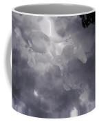 Lightning Storm Mustang Coffee Mug
