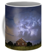Lightning Thunderstorm Busting Out Coffee Mug