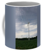 Lightning Turbine Coffee Mug