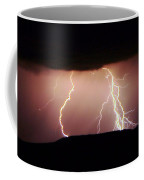 Lightning Walking  Coffee Mug
