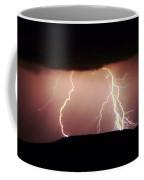 Lightning Walking  Coffee Mug