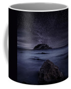 Lights Of The Past Coffee Mug by Jorge Maia