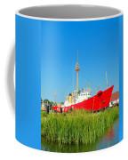 Lightship Overfalls 2 Coffee Mug