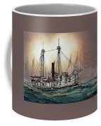 Lightship Swiftsure Coffee Mug