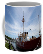 Lightvessel Overfalls II Coffee Mug