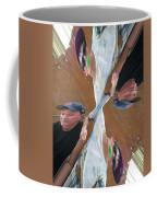 Like Father Like Son Twisted Coffee Mug