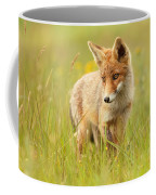 Lil' Hunter - Red Fox Cub Coffee Mug