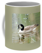 Lila Goose Queen Of The Pond 2 Coffee Mug