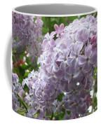 A Lighter Shade Of Lilac Coffee Mug
