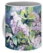 Lilac Delight Coffee Mug