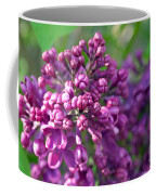 Lilac Dizzy Coffee Mug