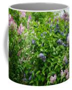 Lilac Heaven Coffee Mug