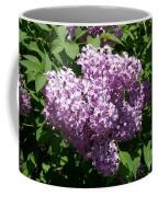 Lilac Ready For A Closeup Coffee Mug