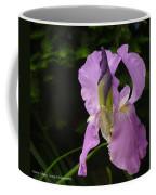 Lilac Siberian Iris Coffee Mug