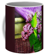 Lilac Still Life Coffee Mug