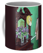 Lilac Time Coffee Mug