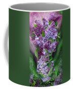 Lilacs In Lilac Vase Coffee Mug