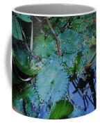 Lillies Of The Garden Coffee Mug