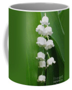 Lillies Of The Valley Cascade Coffee Mug