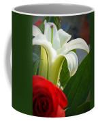 Lilly And Rose Coffee Mug