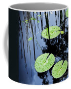 Lilly Pad Pond Coffee Mug