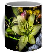 Lily Coffee Mug by Adrian Evans
