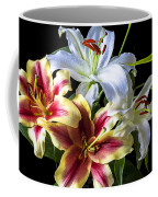 Lily Bouquet Coffee Mug