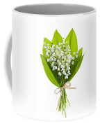 Lily-of-the-valley Bouquet Coffee Mug