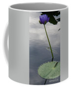 Lily On Stem Coffee Mug