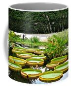 Lily Pad Garden Coffee Mug