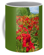Lily Patch Coffee Mug