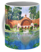 Lily Pond And Botanical Garden Coffee Mug by Mary Helmreich