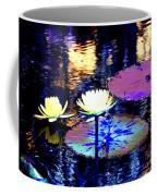 Lily Pond Fantasy Coffee Mug