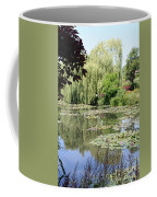 Lily Pond - Monets Garden - France Coffee Mug