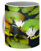 Lily Pond Bristol Rhode Island Coffee Mug